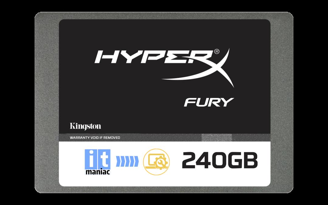 Przyspieszanie działania komputera – dysk SSD